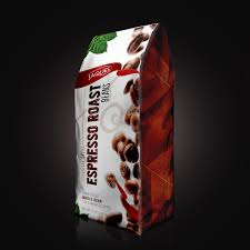 espresso coffee bag modern upmarket packaging design job packaging brief for jaques