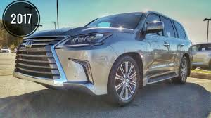 lexus 7 passenger suv price 2017 lexus lx570 luxury suv review the most expensive lexus suv