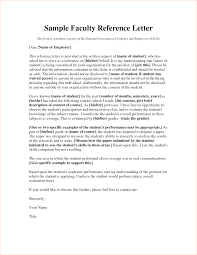 academic recommendation letter samples business proposal