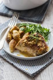 recette cuisine lapin lapin à la moutarde au miel cuisine addict de cuisine