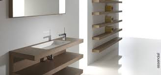 Bathroom Furniture Modern Modern Bathroom From Mapini The Essencial Bathroom Furniture