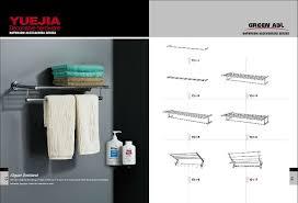 Hotel Bathroom Accessories by Hotel Bathroom Accessories Bathroom Hang Towel Rack Buy
