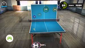table tennis touch half table ii youtube