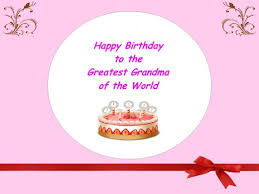 Happy Birthday Wishes To Images Best Happy Birthday Wishes For Grandma Holidappy