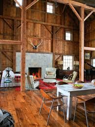barn house interior barn house decor 15 rustic barn style homes photos architectural