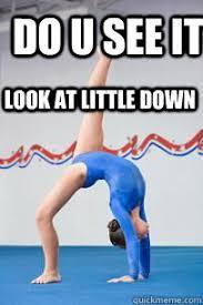Gymnast Meme - gymnast memes quickmeme