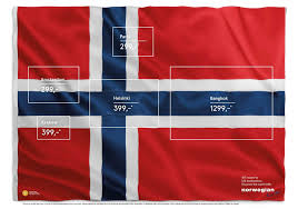 Norway Meme - the flags of 5 countries are hidden in the flag of norway