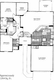 desert house plans city grand desert floor plan webb sun city grand floor