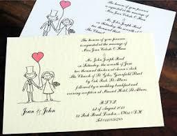 personalized wedding invitations personalised wedding invitations rectangle landscape black