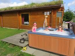 cragdhu log cabin with tub u0026 sauna for 4 5 in the cairngorm