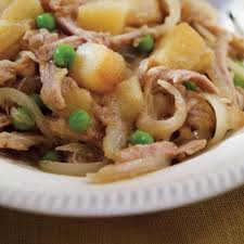 cuisiner le roti de porc hachis de rôti de porc ricardo