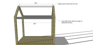 Diy Furniture Plans by Diy Furniture Plans How To Build A Twin House Bed With Platform