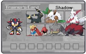Pokemon Trainer Card Designer Pokemon Trainer Card 5 Shadow By Cooperraymer On Deviantart