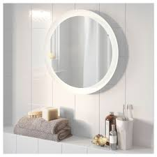 Ikea Wall Mirror by Storjorm Mirror With Built In Light Ikea