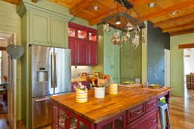 green and red kitchen ideas storage ideas traditional kitchen phoenix by arizona