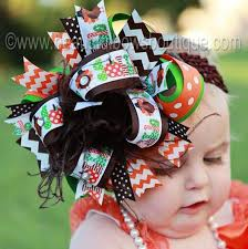 beautiful bows boutique buy turkey gobble fall the top hair bow headband online at