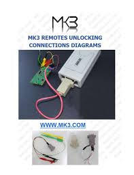 mk3 master key iii programming tool with full remote key unlocking