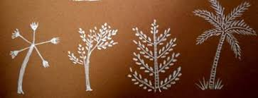 Warli Art Simple Designs Easy Warli Painting For Kids Lilcreativekids