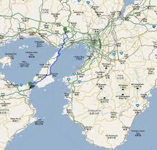 Naruto World Map by Day 41 Kobe Hyogo U2013 Naruto Tokushima 120km Rvch Photography