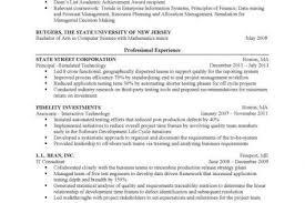 harvard resume harvard resume format business school resume template harvard