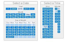 format date javascript jquery download any time date time picker technogadge