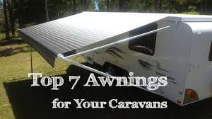 Caravan Pull Out Awnings Top 7 Awnings For Your Caravans And Campervans