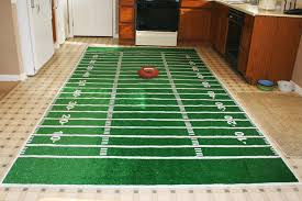 Green Turf Rug Valu Home Centers Diy Decor For Game Day Valu Home Centers