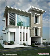 Square Feet Contemporary Modern Home Kerala Home Design Square - Contemporary modern home design