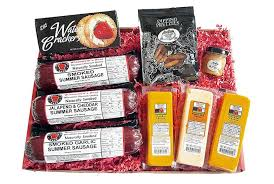 sausage gift baskets top 20 best gourmet gift baskets 2017 heavy