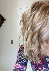 platimum hair with blond lolights golden lowlight with platinum hair color ideas for season summer
