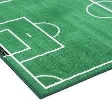 Football Field Rug For Kids Football Area Rug