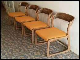 chaise traineau baumann chaise baumann traineau 958 chaise chaise idées