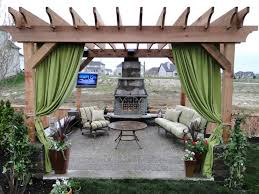 outdoor patio curtains ideas meaningful ideas outdoor patio