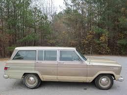 jeep kaiser wagoneer 1968 jeep wagoneer for sale classiccars com cc 1048313