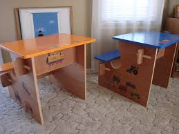 Diy Kid Desk Desk And Seat By Page 2