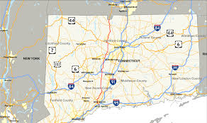 Map Routing by Connecticut Route 10 Wikipedia
