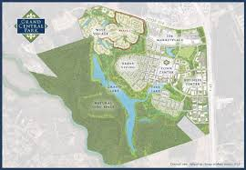 Map Of Conroe Texas Conroe U0027s Grand Central Park Concept Video Released The Courier
