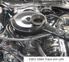 1983 z28 camaro specs 1983 1988 chevrolet l69 5 0 liter 305 cid h o v8 a genuine