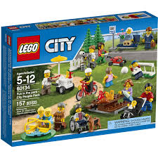 Plan Toys City Series Wooden Parking Garage by Lego City Town Fun In The Park City People Pack 60134 Walmart Com