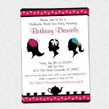 bridal tea party invitation madhatter mad hatter tea party invitations fascinator hats