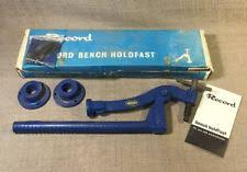 Bench Holdfast Woodworking Vise Ebay