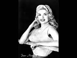 jane mansfield 50s music and jayne mansfield