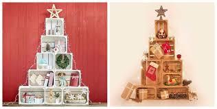 cassette natalizie albero di natale fai da te idee per un natale alternativo
