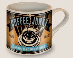 Buy Coffee Mugs Coffee Junky Mug Trixie U0026 Milo