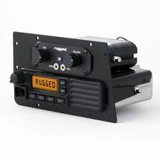Rugged Radios For Sale Mobile In Vehicle Radio Mount Ebay