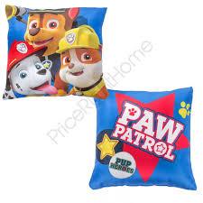 disney character football boys kids cushions bedroom marvel paw