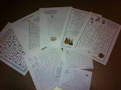 christain children worksheets and coloring pages printable