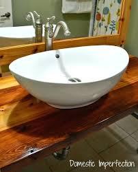 bathroom countertop for vessel sink granite vanity tops vessel