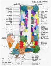 Rock Garden Plan by Rock Rose An English Cottage Garden Texas Style