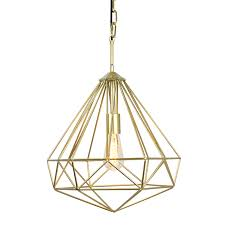gold hanging light with a closer look at pendant lighting trends